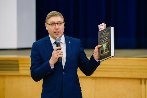 Дмитрий Владимирович Нестеров