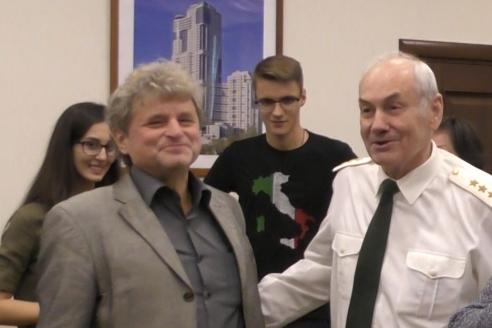 И.Н. Шумейко и Л.П. Ивашов