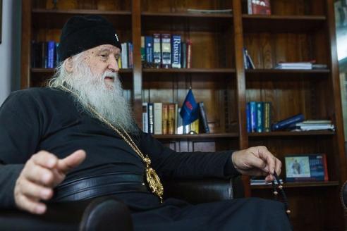 Архиепископ Женевский и Западно-Европейский Русской Православной Церкви Заграницей Михаил (Донсков)