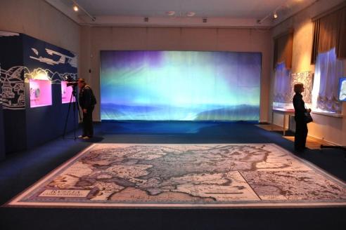 Общие планы новгородской выставки