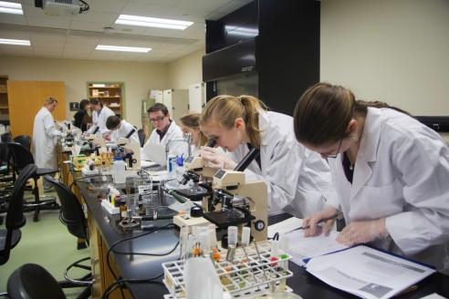 Будущие биоинженеры