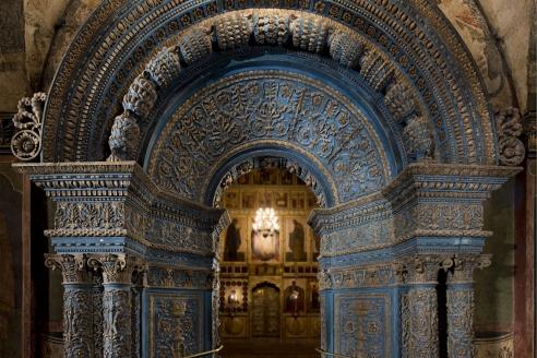 Портал Благовещенского собора