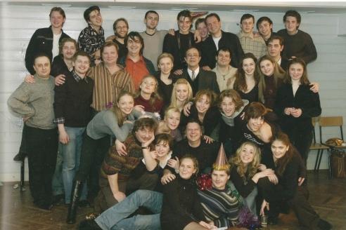 Выпуск Школы‑студии МХАТ 2006 года