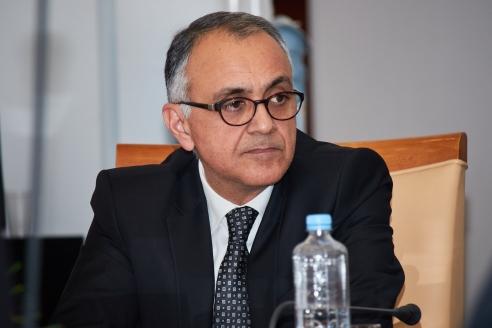Д. Р. Садыхбеков,  председатель Комиссии по информационной политике Совета по делам национальностей при Правительстве Москвы