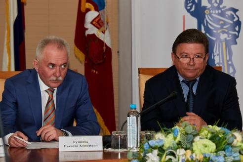 Участники конференции «Межнациональное  и межрелигиозное согласие — основополагающий фактор стабильности в России и мире». 2018 г.