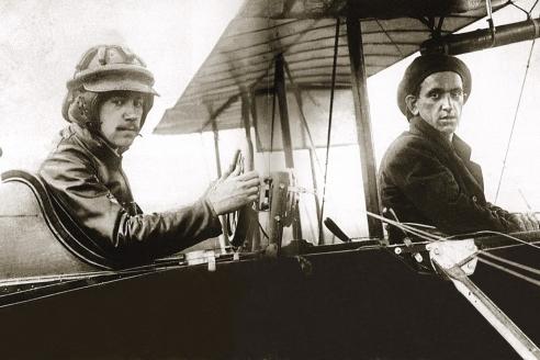 «Илья Муромец» — первый в мире многомоторный бомбардировщик