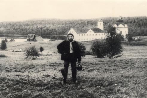 Соловки. Остров Анзер. 1972 г.