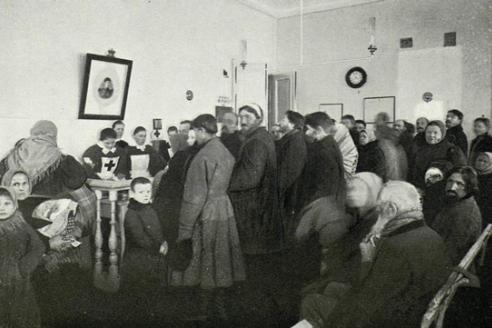 Иверская община сестёр милосердия. 1900—1902 гг.
