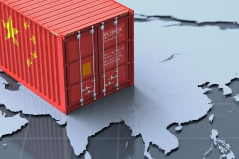 Китайские товары в ЕС