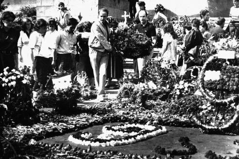 Мемориал памяти погибшим в Тбилиси 9 апреля 1989 г.