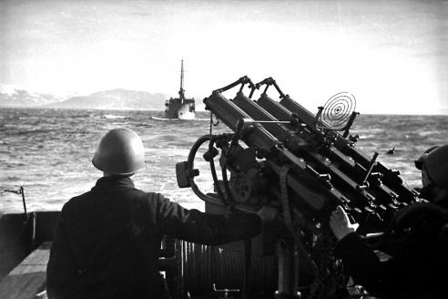 Зенитчики. Севастополь. 1941 г.