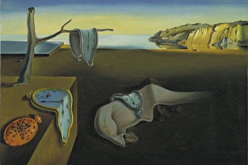 """Постоянство памяти"". 1931 г."