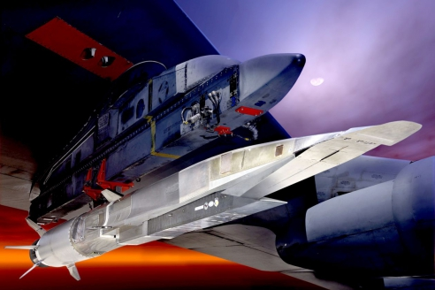 Гиперзвуковая крылатая ракета Х-51 А