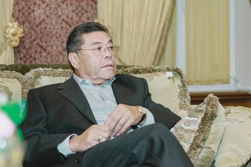 Фаттах Каюмович Шодиев