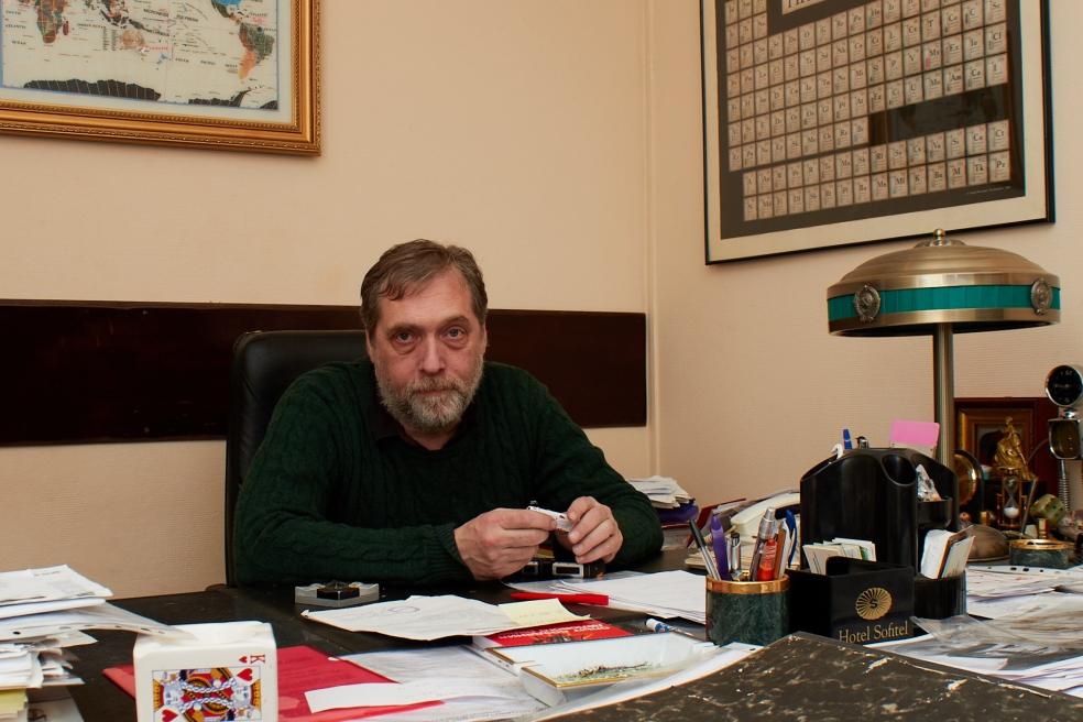 Никита Семёнович Высоцкий