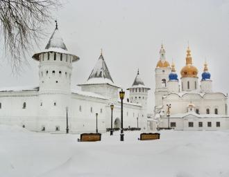 Софийско -Успенский кафедральный собор Тобольского кремля