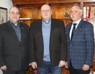 А.Г. Михайлов в редакции МР, 28 января 2019 г.