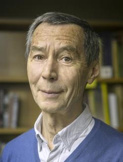 Г. Г. Косач, доктор исторических наук