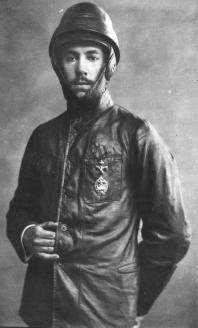 И.И. Сикорский. Фотография Карла Булла. 1914 г.