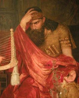 Саул, первый израильский царь