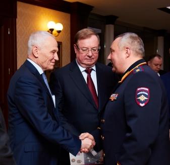Г. Рапота, С. Степашин, Ю. Жданов