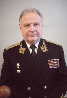 Игорь Владимирович Касатонов – адмирал, советник начальника Генерального штаба Вооружённых Сил Российской Федерации, командующий Черноморским флотом ВМФ России (17 сентября 1991 г. – 7 декабря 1992 г.)