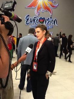«Евровидение»  г. Баку. 2012 г.