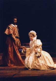 Постановка оперы Джузеппе  Верди «Отелло» в Монте-Карло. С драматическим тенором Джузеппе Джакомини
