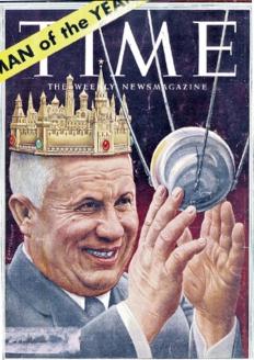 Обложка журнала «Time»