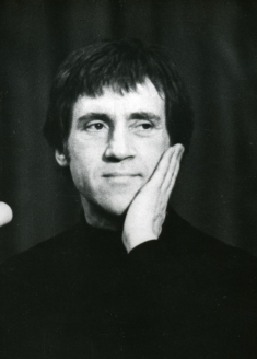 На концерте в ДК «Красный Богатырь». 1976 г.