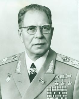Д.Ф. Устинов