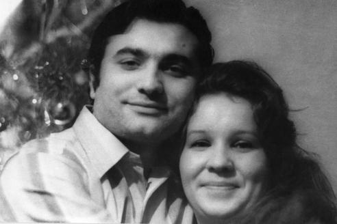 Михаил и Ирина Багдасаровы