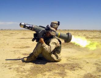 Переносной ПТРК FGV-148 Javelin. США