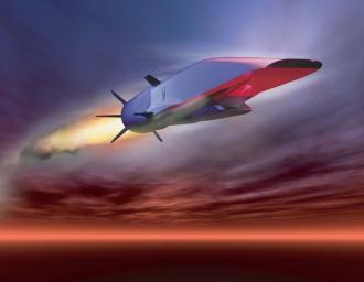 Концепт гиперзвукового оружия
