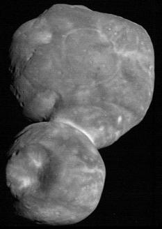 Астероид Ultima Thule