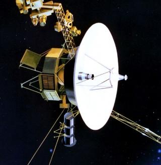 Космический зонд «Вояджер-2»